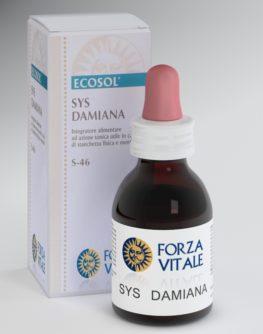 SYS DAMIANA GOCCE